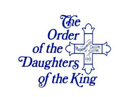 The Order of the Daughters of the King (DOK) @ Church of the Good Shepherd