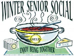 HELP (Winter Senior Socials) Rangeley Health and Wellness @ Church of the Good Shepherd Undercroft