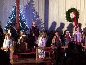 The Walk to Bethlehem Annual Pageant