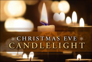 Candlelit Christmas Eve Communion Service @ Church of the Good Shepherd
